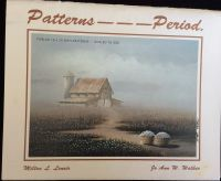Patterns Period by Milton Lenoir